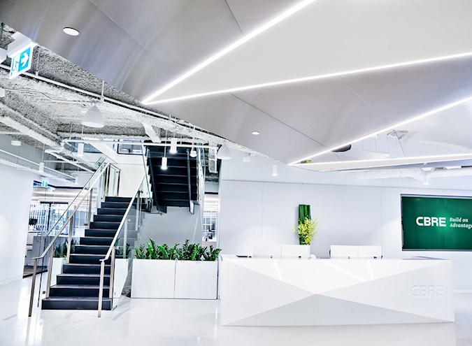 CBRE Global Workplace Solutions