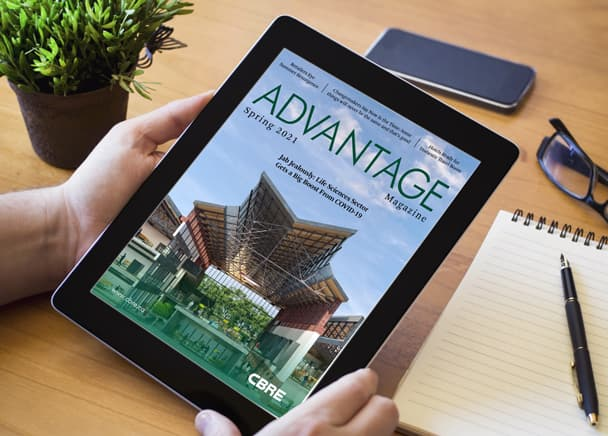 Advantage Magazine