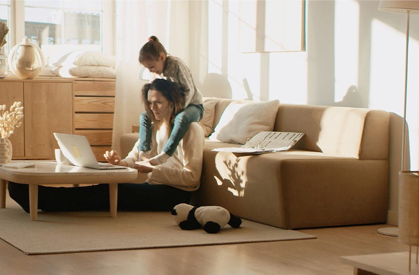 Working at Home Can Make Work-Life Balance Worse. Here's What to Do