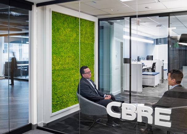 CBRE Edmonton Office is Alberta's First to Receive WELL Certification