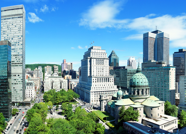 Montreal's Commercial Real Estate Market is on Fire