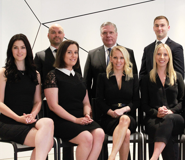 Land Services Group Team