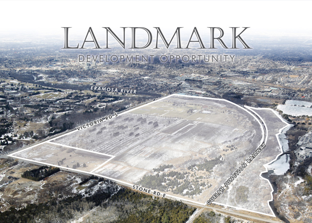 Guelph Innovation District Lands