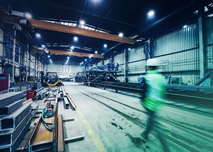 Reconfiguring Services for Industrial & Logistics Environments